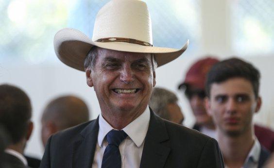 [Pesquisa aponta que 75% acham que Bolsonaro está no caminho certo]