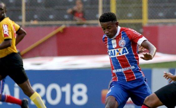 [Zagueiro do Vitória e meia do Bahia são convocados para seleção Sub-20]