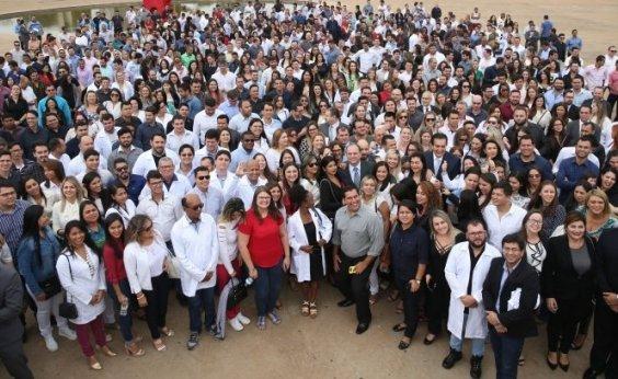 [Mais Médicos: cerca de 3 mil inscritos ainda não se apresentaram nos municípios]