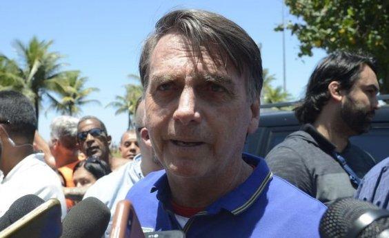[Bolsonaro quer doar mais de R$ 1 milhão de sobras de campanha]