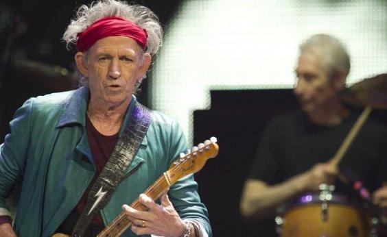 [Aos 74 anos, Keith Richards diz que cansou de beber: 'Era hora de parar']