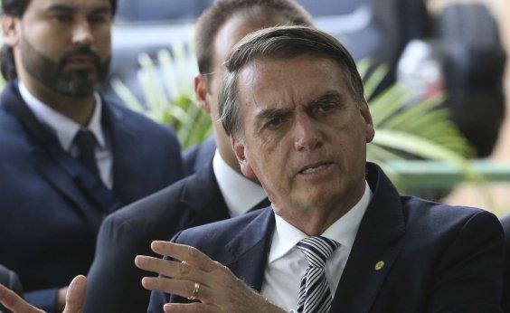 [Bolsonaro quer anunciar revisão de acordo do Mercosul]