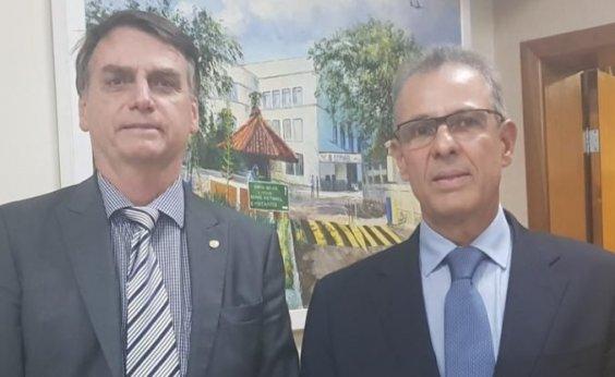[Futuro ministro de Minas e Energia defende uso da tecnologia nuclear]