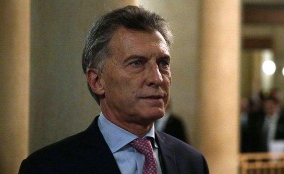 [Macri anuncia que virá ao Brasil para encontrar Bolsonaro em janeiro]