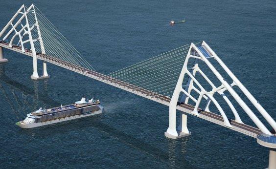 [Governo inicia processo para construir ponte Salvador-Itaparica]