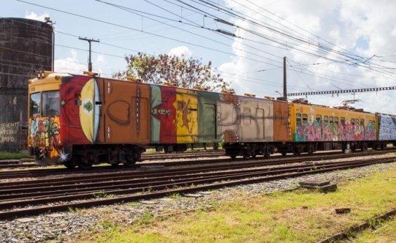 [Após parada para manutenção, trens do subúrbio voltam a operar]