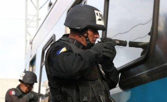 [Governador lança projeto de videomonitoramento de policiais baianos]