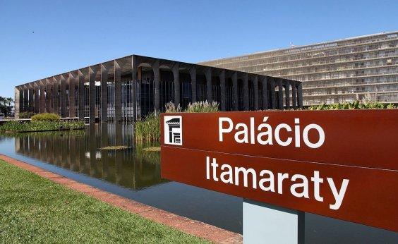 [Itamaraty diz que Cuba e Venezuela foram convidados para a posse de Bolsonaro]