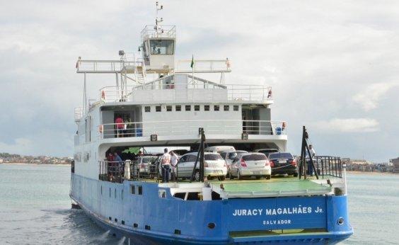 [Ferry-boat terá viagens 24 horas no período de final de ano]
