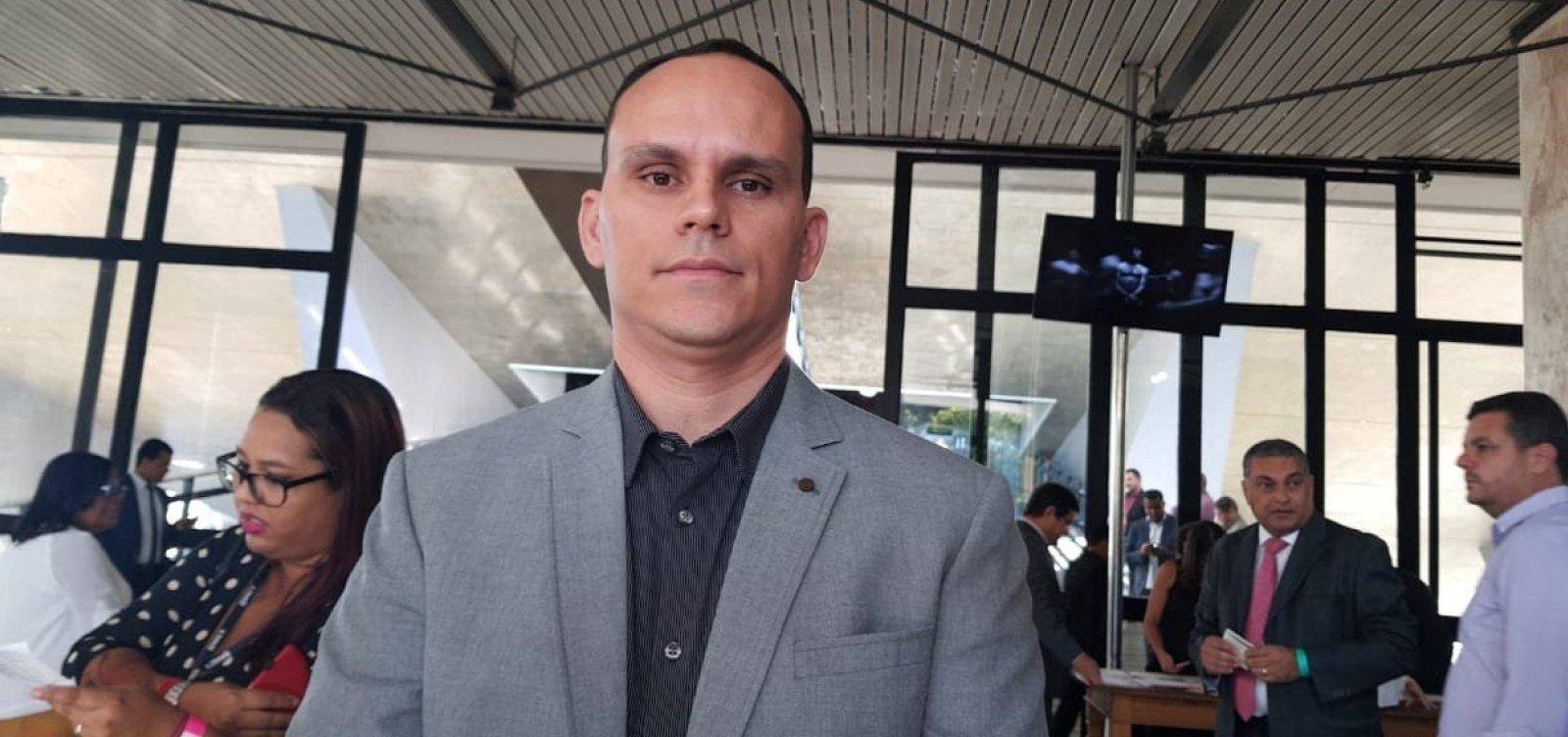 [Alberto Pimentel diz que escolha de Neto para cargo na Prefeitura foi pessoal]