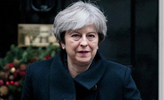 [May anuncia nova data para votação do 'brexit']