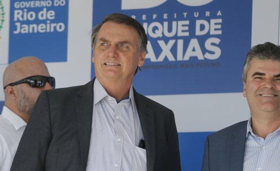 [Bolsonaro defende 'exploração racional' em Raposa Serra do Sol]