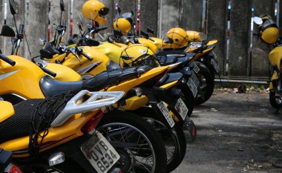 [Mototaxistas credenciados têm até hoje para passar por vistoria]