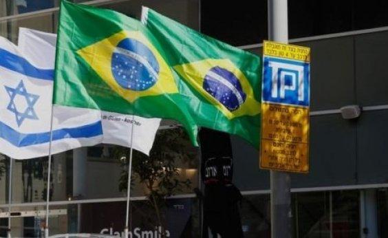 [Árabes prometem medidas 'políticas e econômicas' se Bolsonaro mudar embaixada para Jerusalém]