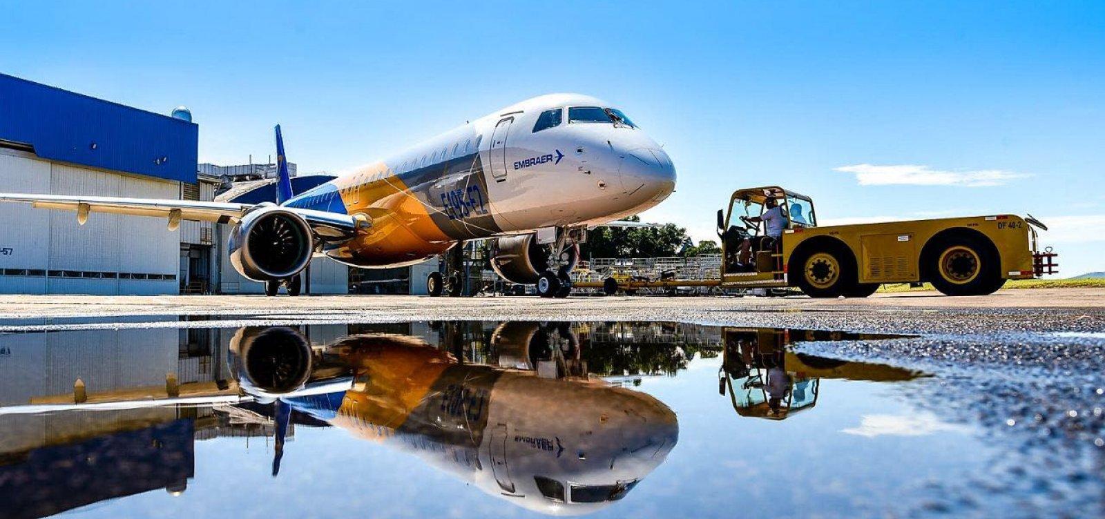 [Justiça derruba liminar que impedia negociações entre Embraer e Boeing]