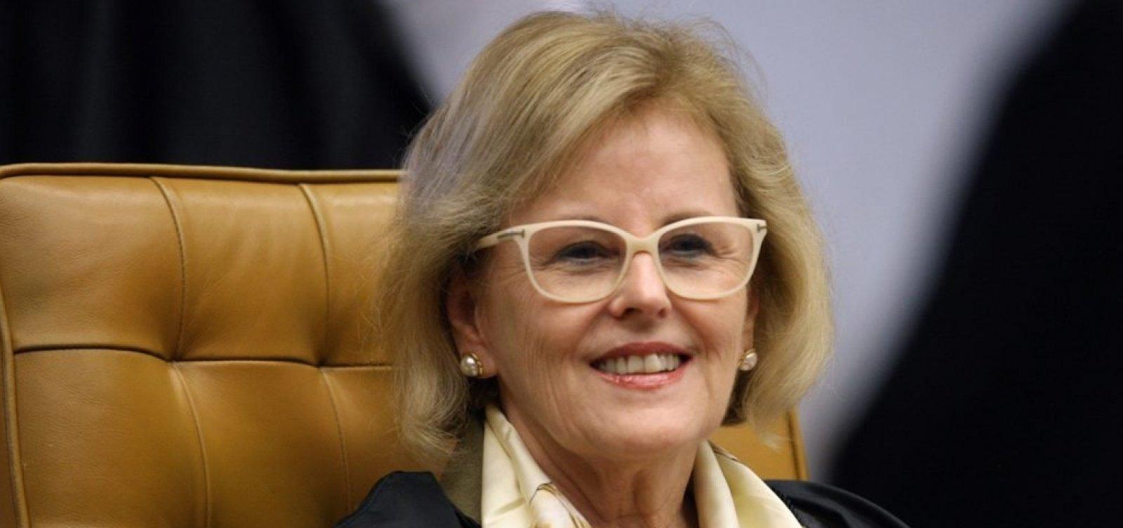 [Ministra Rosa Weber nega criação de cargos de desembargador na Bahia]