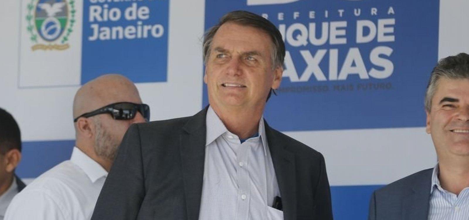 [Com Bolsonaro, Pompeo tratará sobre Venezuela, Cuba e Nicarágua]