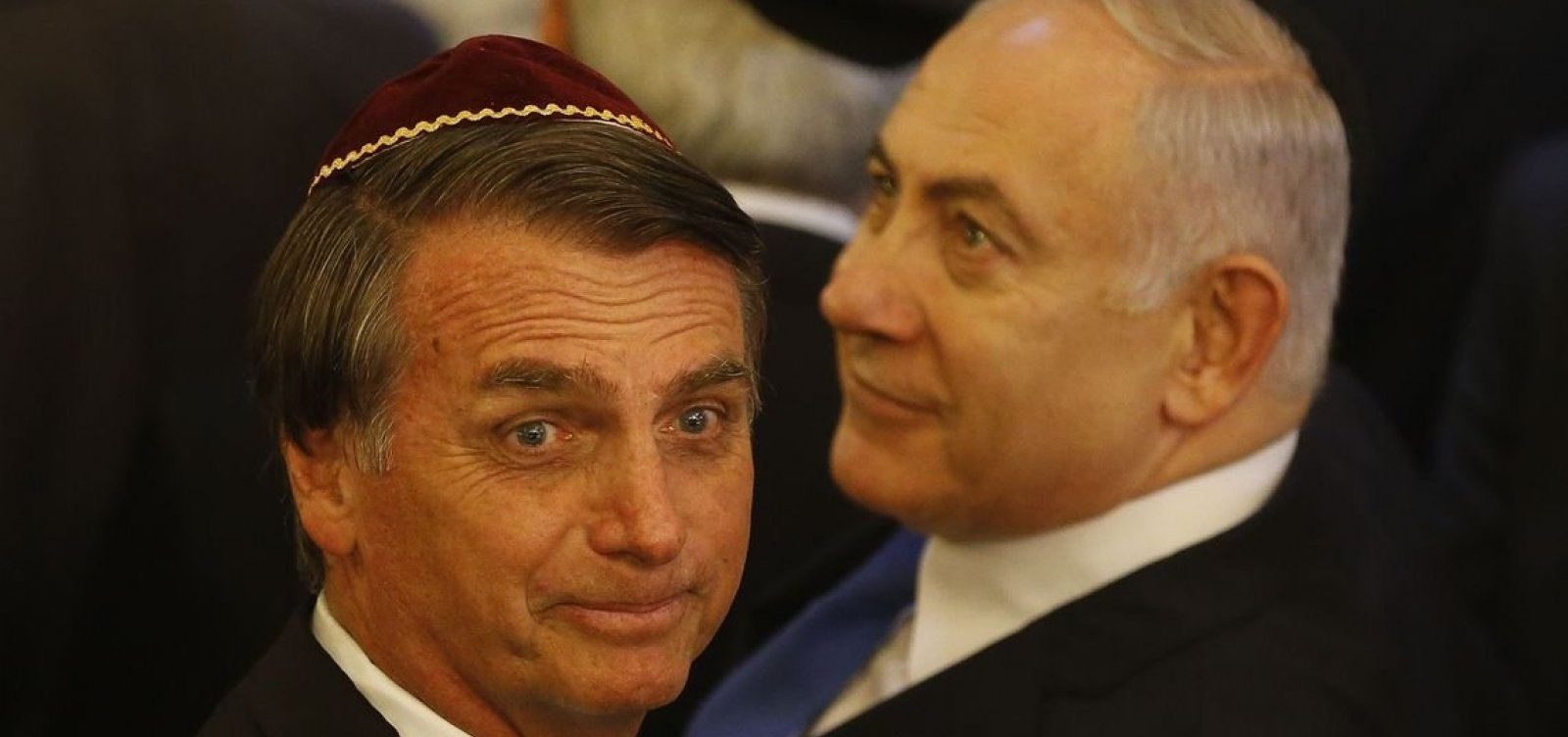 [Mudança da embaixada brasileira para Jerusalém é questão de tempo, diz Netanyahu]