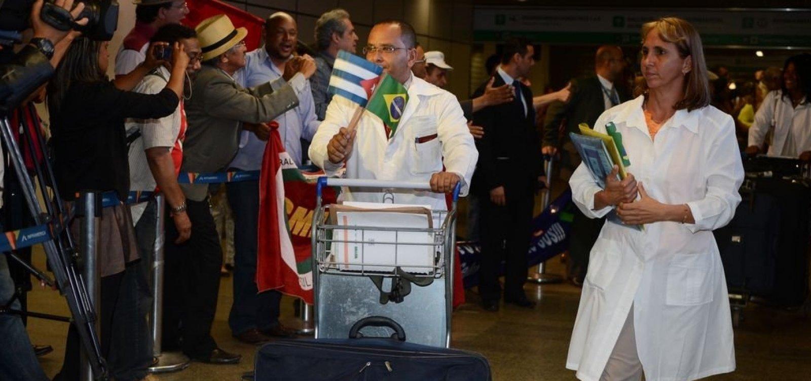 [Datafolha: 49% dos brasileiros acham que saúde deve piorar sem cubanos no Mais Médicos]