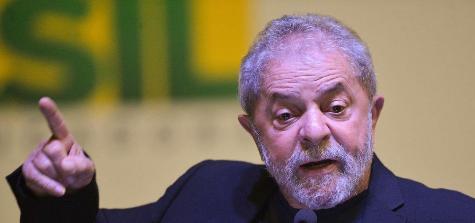 [Lula pede que PT evite 'bate-boca' e foque em ajudar a população]