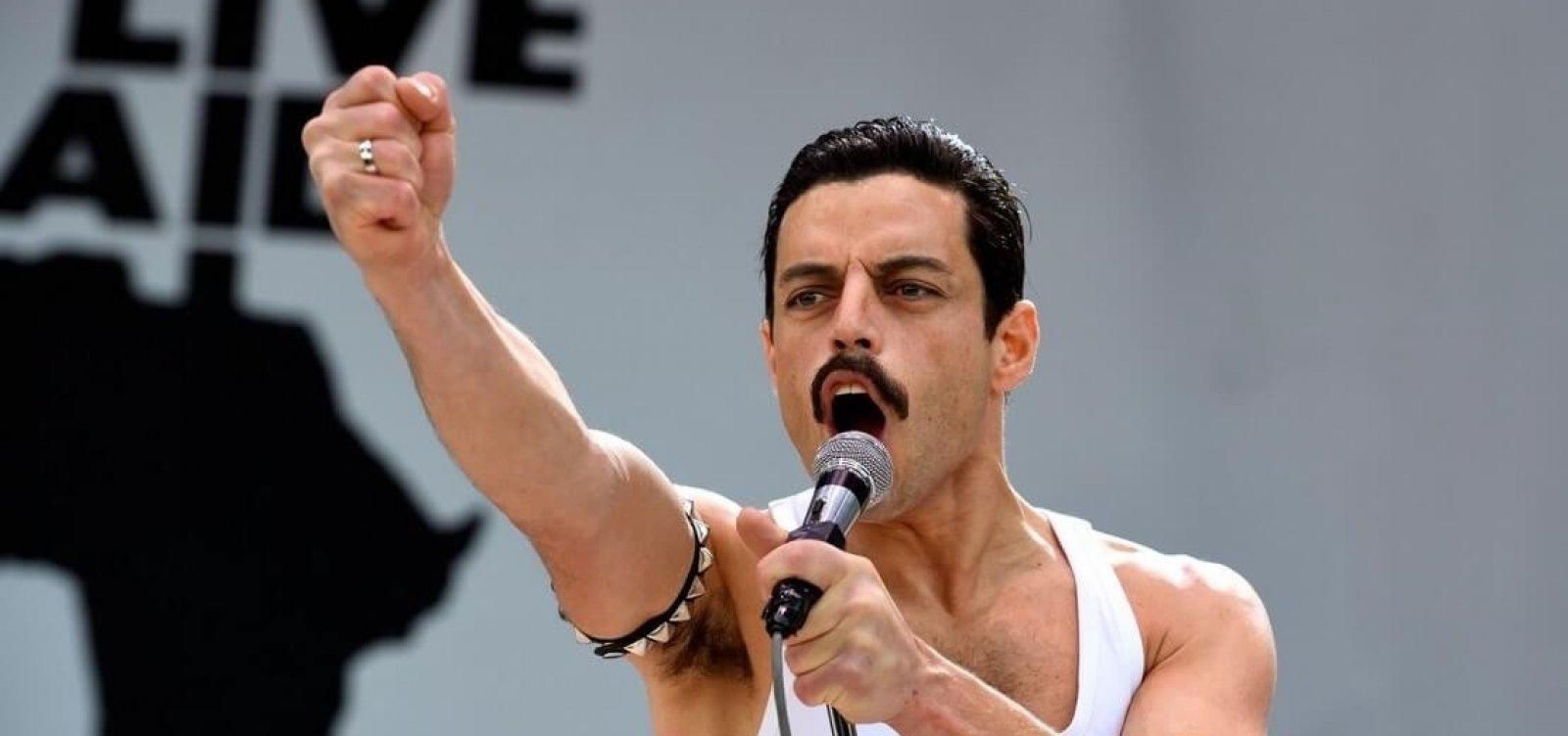[Cinebiografia de Freddie Mercury é grande vencedora do Globo de Ouro]
