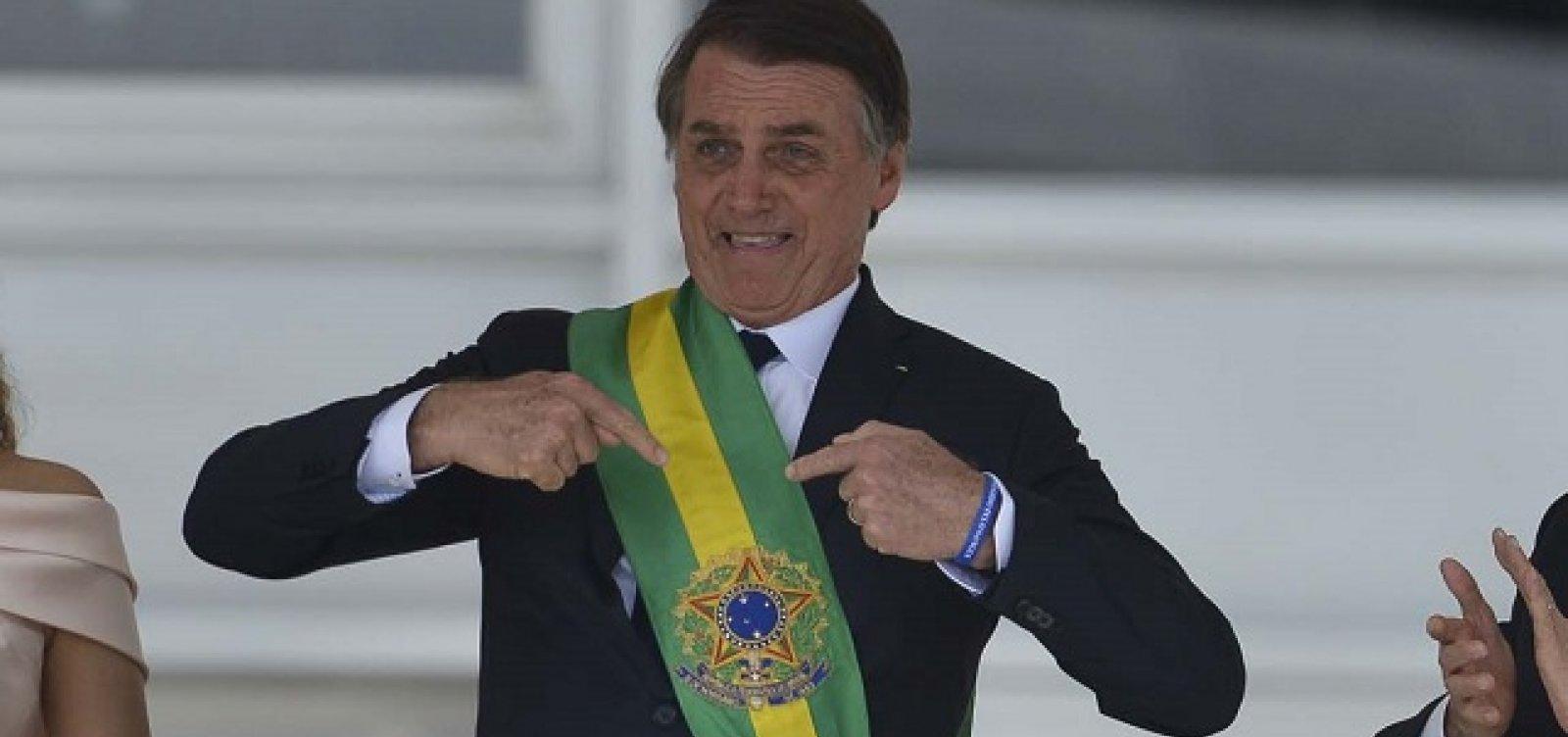 [Bolsonaro é aconselhado por interlocutores a evitar temas econômicos em suas falas]