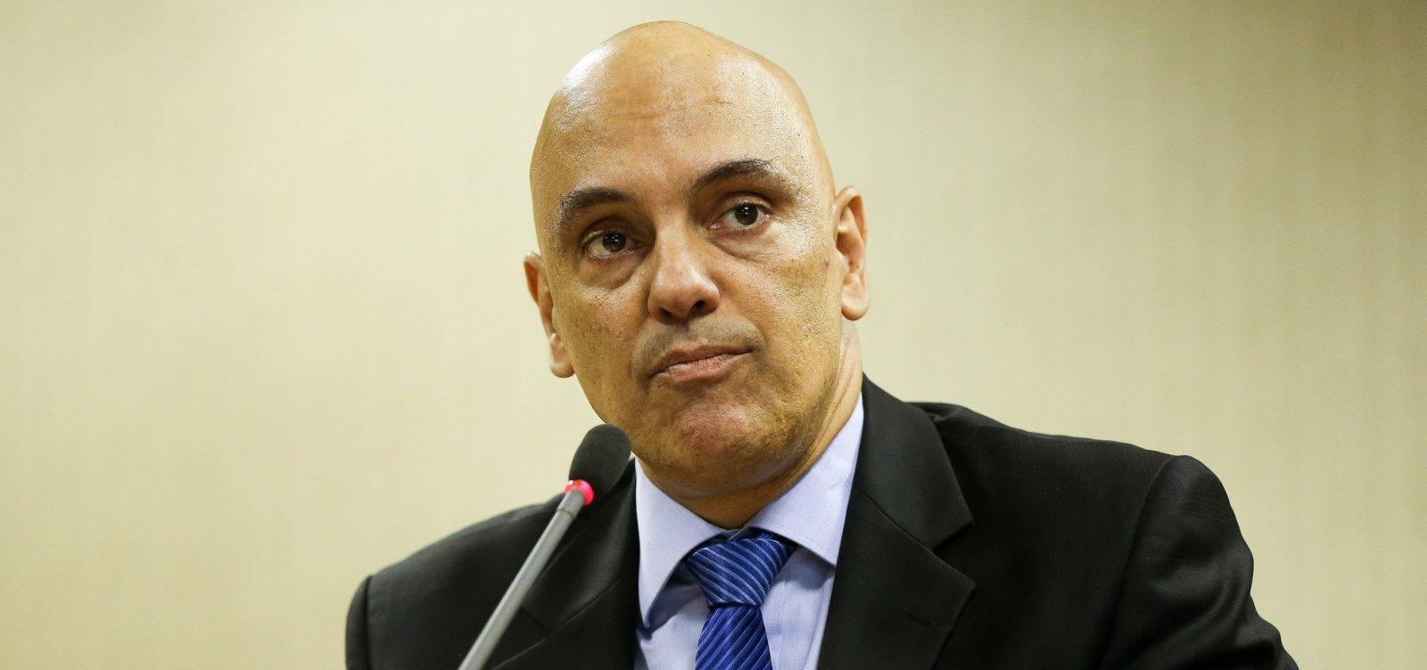 [Moraes avalia ampliar varas colegiadas para crime organizado]