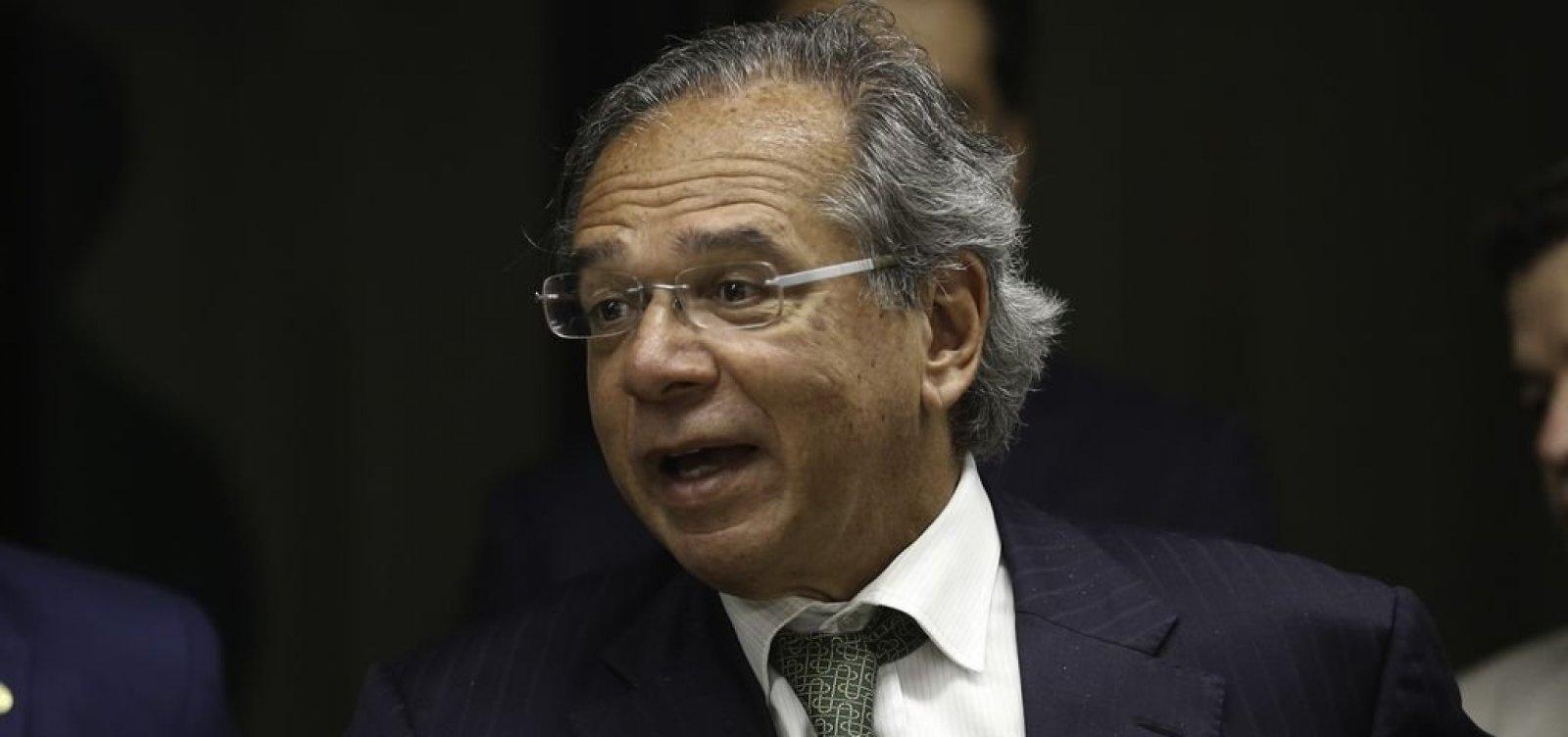 [Mercado de crédito foi 'estatizado' e sofreu 'intervenções danosas' de governos anteriores, diz Guedes]