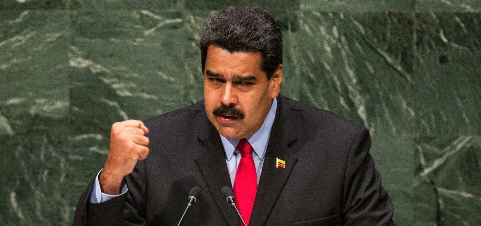 [EUA aplicam sanções contra venezuelanos suspeitos por esquema de R$ 9 bi]