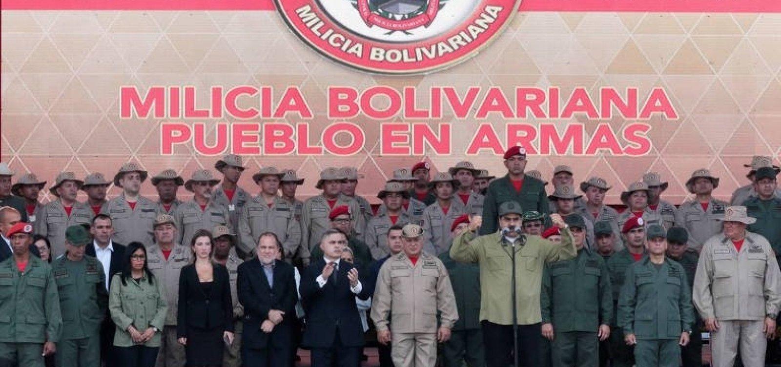 [Venezuela torturou militares acusados de conspiração, segundo relatório]