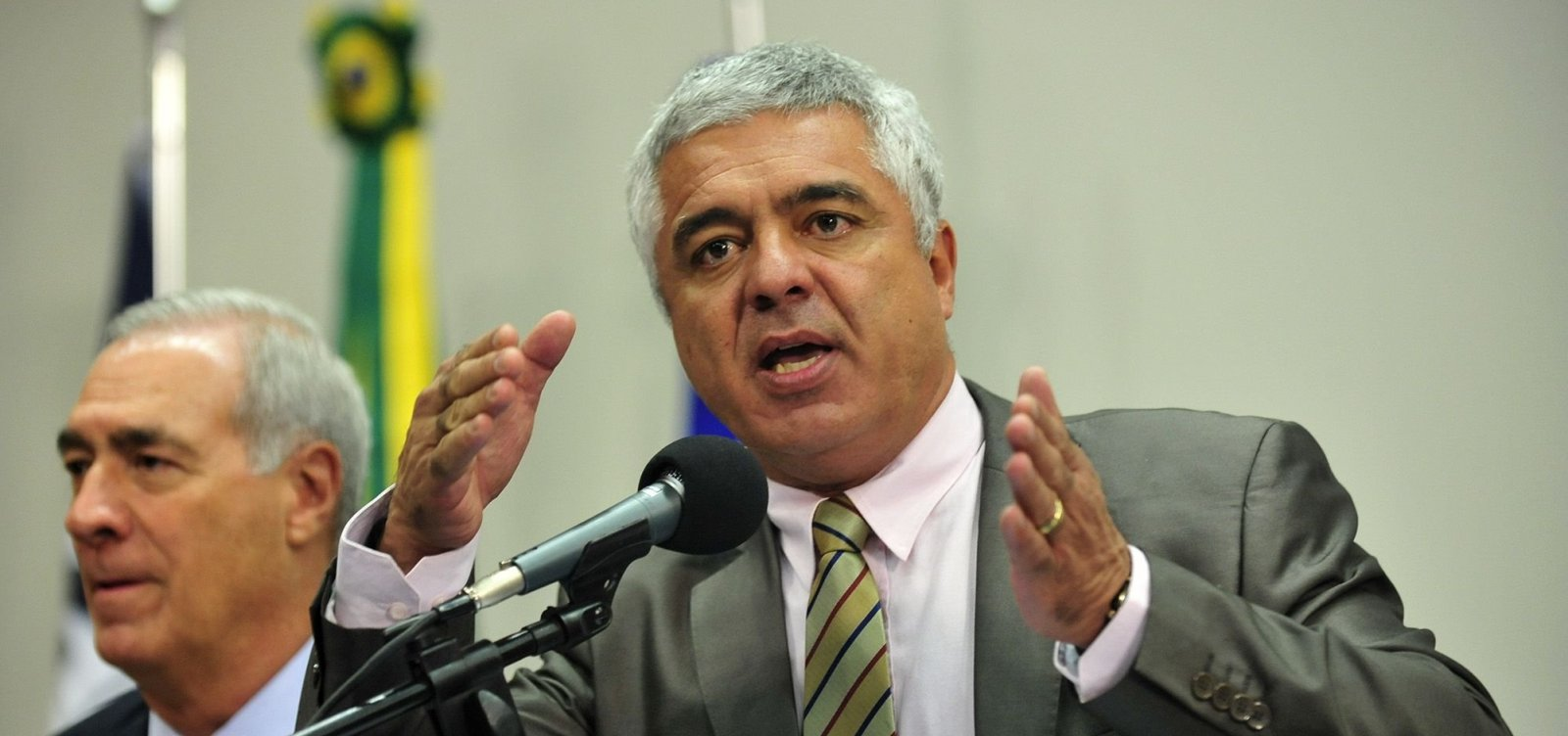 [Votação secreta aumenta chances de Renan na eleição do Senado, diz Major Olímpio]