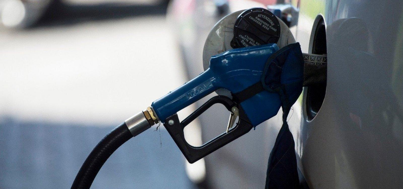 [Diferença de preço da gasolina em postos pelo Brasil chega a 124%]