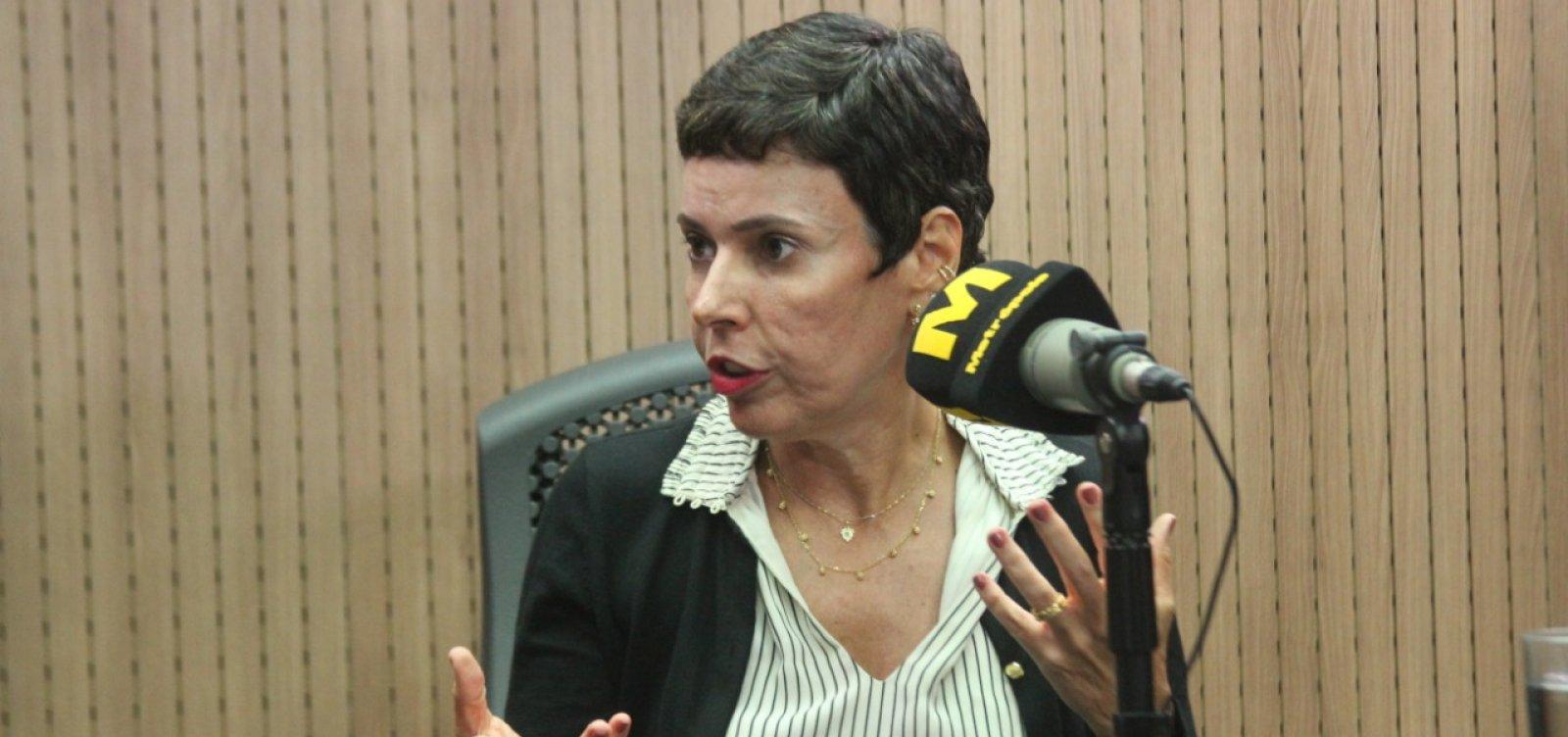 [Desequilíbrio no contrato entre empresas de ônibus e município não existe, revela Rita Tourinho]