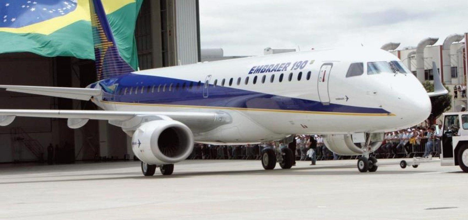 [Governo diz em nota que não vetará acordo entre Boeing e Embraer]