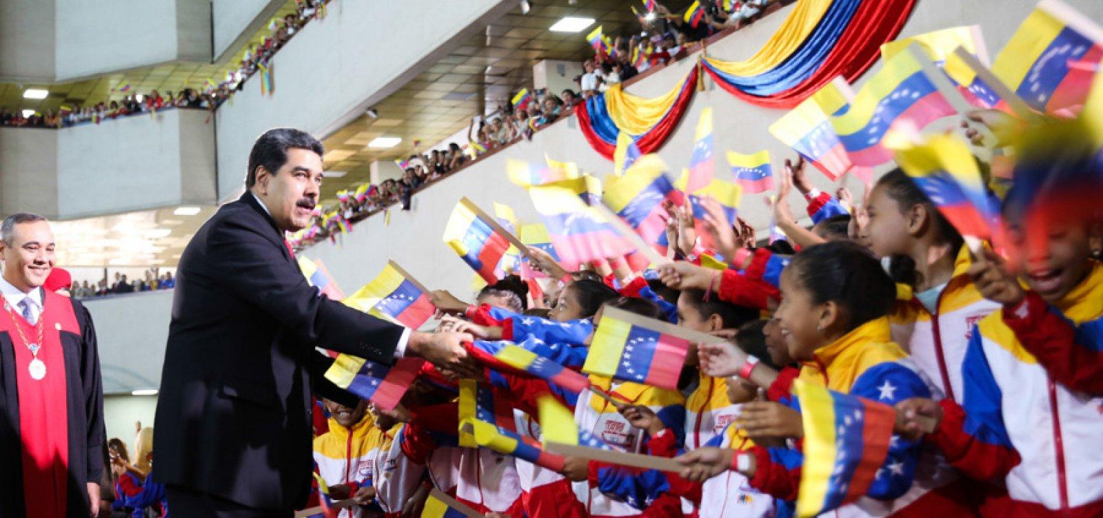 [Mandato de Maduro é 'ilegítimo', diz Itamaraty]