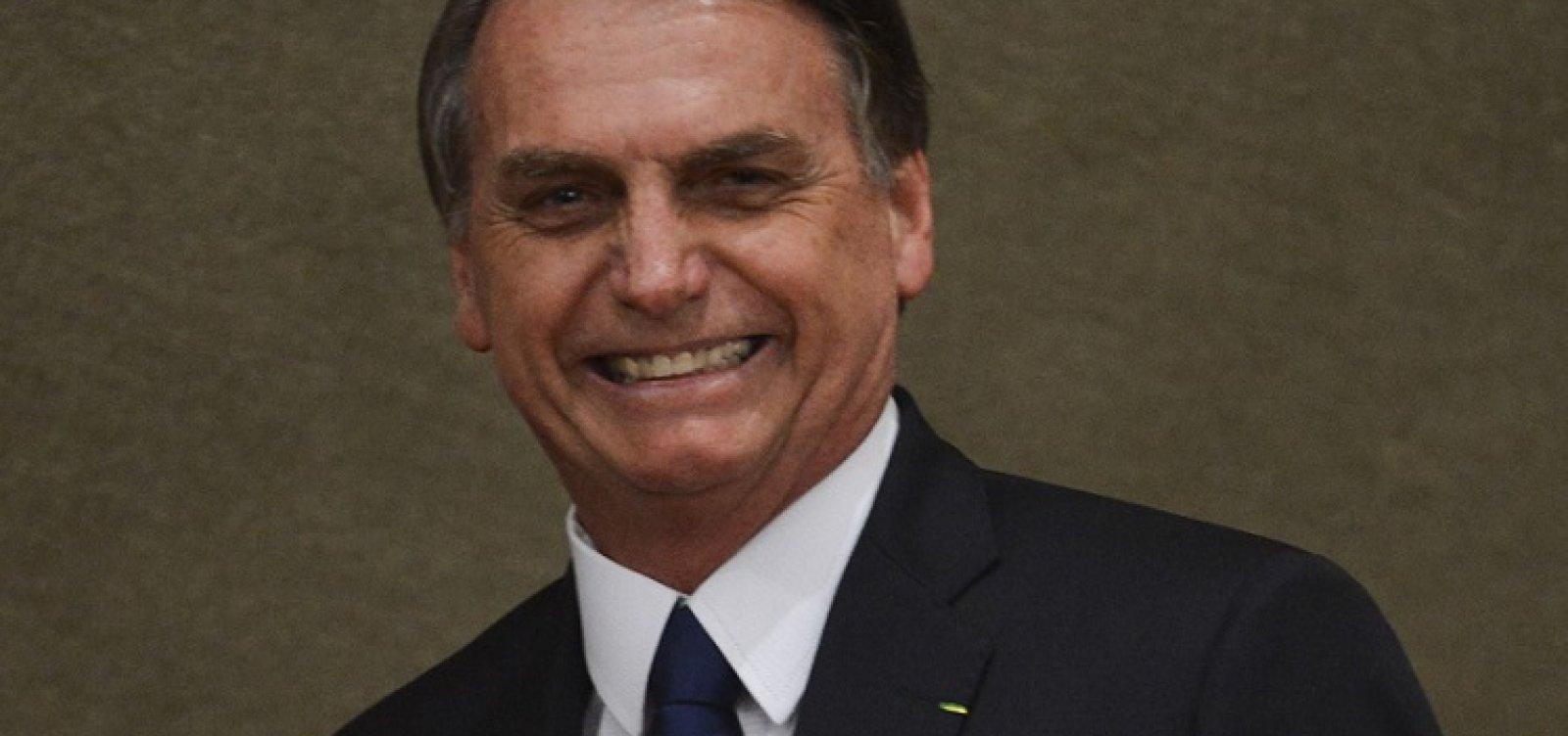 [Bolsonaro apaga publicação que dizia que 'era do indicado sem capacidade técnica acabou']