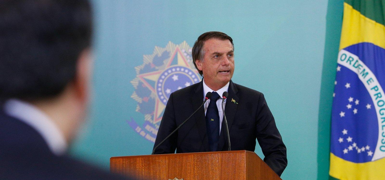 [Bolsonaro veta projeto que obrigava comércios a informarem que não aceitam cheque]