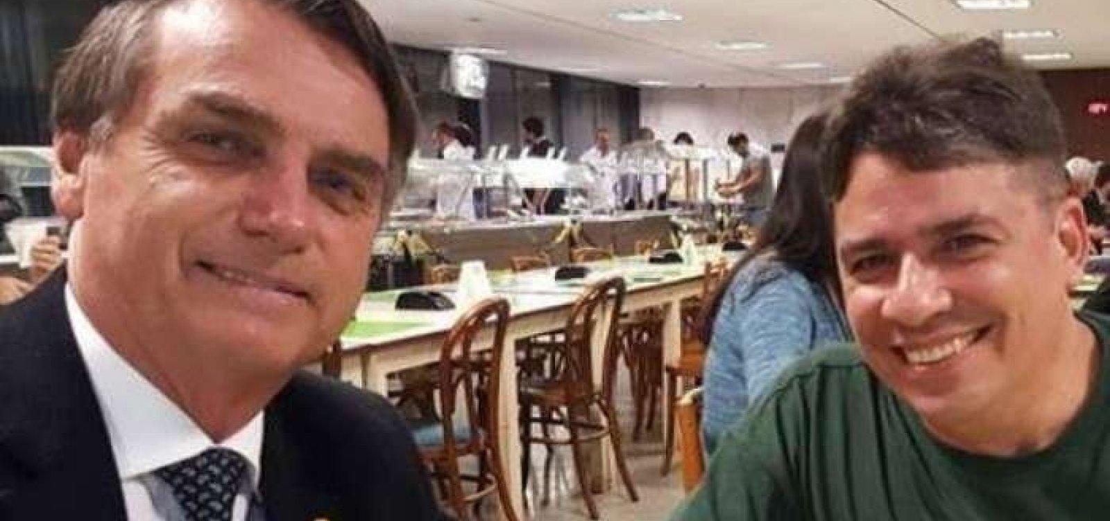 [Após promoção, amigo de Bolsonaro pula cinco níveis hierárquicos]
