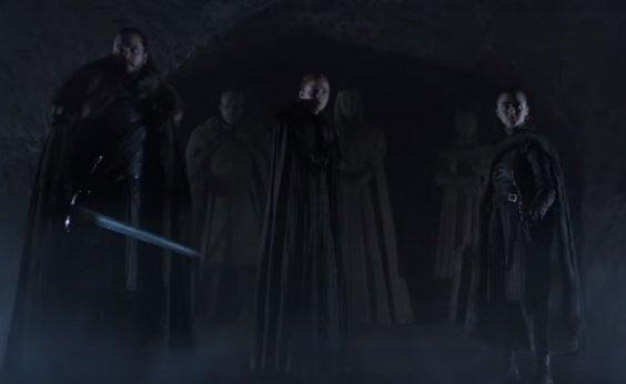 ['Game of Thrones': 8ª temporada ganha data de estreia e teaser ]