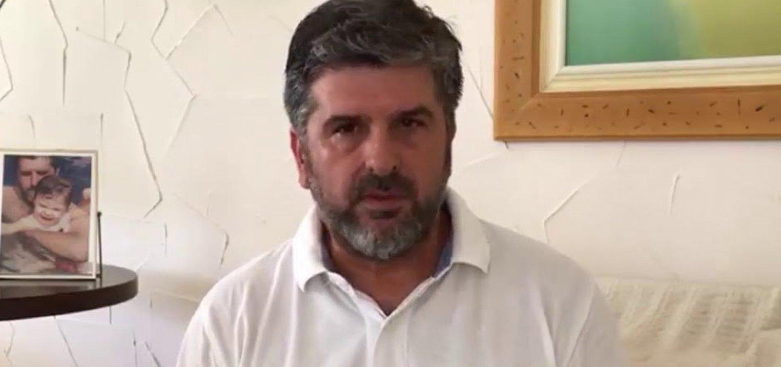 [Gustavo Ferraz vai para o PV e espera 'gesto' de Neto para eleição de 2020]