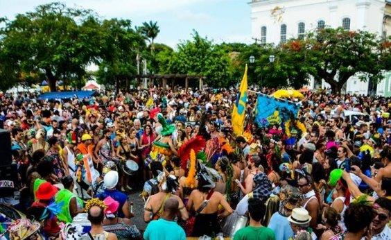 [Bloco De Hoje a Oito emite nota pública sobre Carnaval no Santo Antônio: 'Estamos repensando']