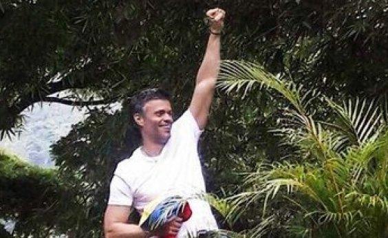 [Líder opositor da Venezuela detalha detenção do presidente do Parlamento do país]