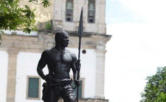 [Após vandalismo em monumento de Zumbi dos Palmares, FGM presta queixa]