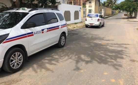 [Levantamento aponta que sete taxistas foram alvos de violência em 2019]