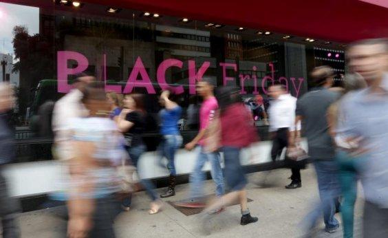 [Alavancadas por Black Friday, vendas do comércio sobem 2,9% em novembro ]