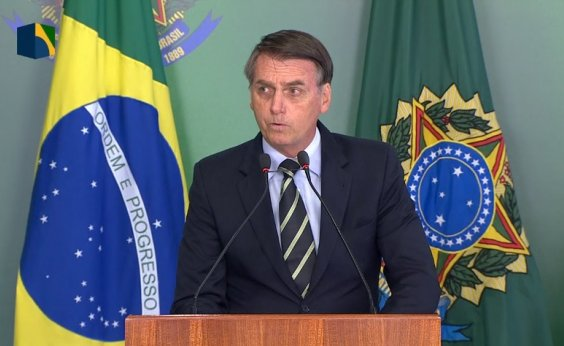[Bolsonaro sanciona Lei do Orçamento 2019 de mais de R$ 3,3 trilhões]