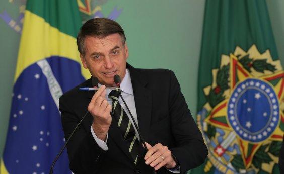 [Bolsonaro recebeu R$ 33,7 mil de auxílio-mudança da Câmara]