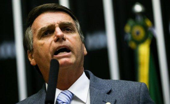 [Bolsonaro garante discussão sobre porte e redução de idade mínima para compra de armas]