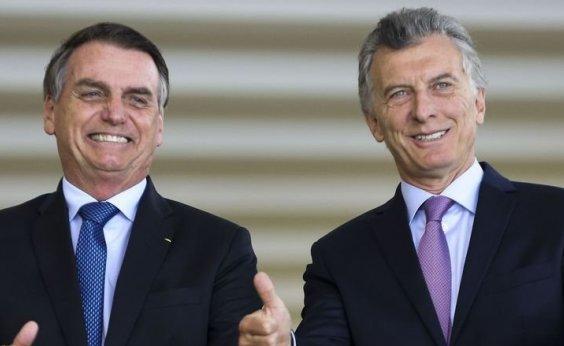 [Macri afirma que Maduro é um ditador que quer se perpetuar no poder]