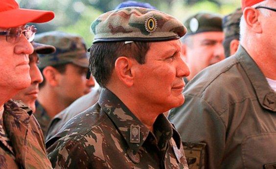 [General Franklimberg de Freitas é nomeado presidente da Funai]
